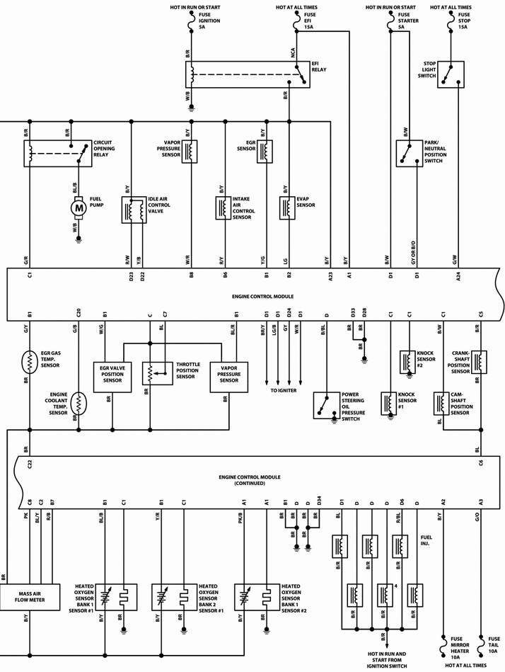 Download 1994 S10 Distributor Wiring Diagram Wiring Diagram
